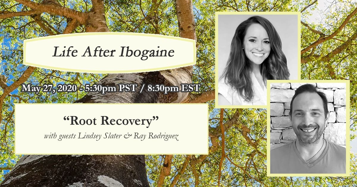 Root Recovery with Lindsey Slater and Ray Rodriguez