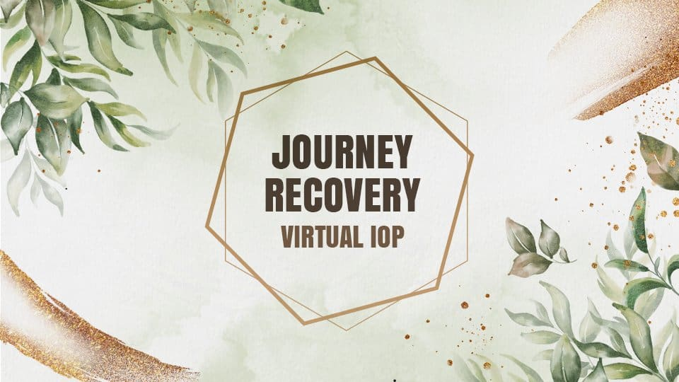 Journey Recovery Virtual IOP